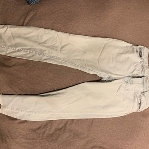 Loft Light-Washed Jeans